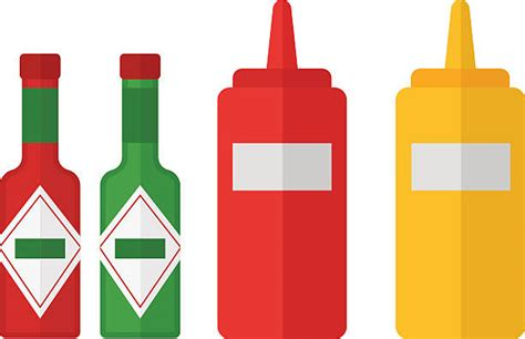 sriracha bottle clipart royalty free tabasco sauce clip art vector images
