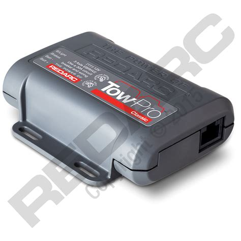 tow pro classic electric brake controller redarc electronics