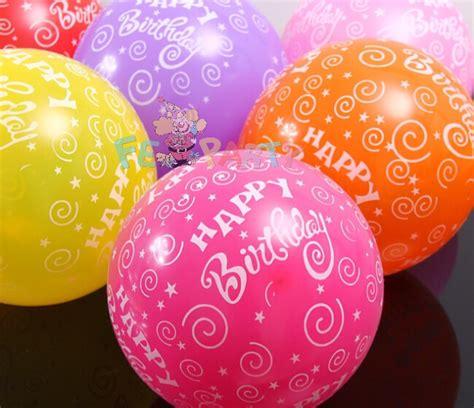 Harga Balon Ulang Tahun by Balon Polos Dan Balon Sablon Printing Ulang