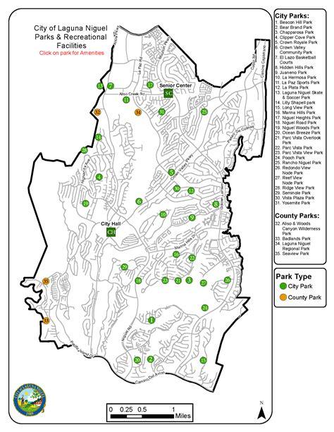 map of laguna the city of laguna niguel website maps