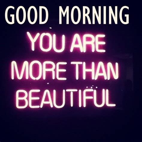 Spas Not Always You More Beautiful by Morning You Are Beautiful Pictures Photos And