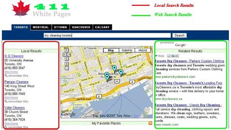 White Pages Canada Address Canada White Pages