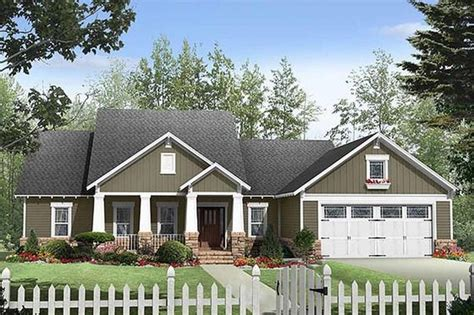 Southern Living House Plans Craftsman Plan 21 247 Houseplans Forever Home Ideas Craftsman House And Southern