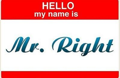 Lets Talk About Mr Right by Mr Right Vs Mr Right Now Quot The 7 Signs Quot Written By