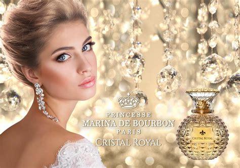 Parfum Royal Marina cristal royal princesse marina de bourbon perfume a new
