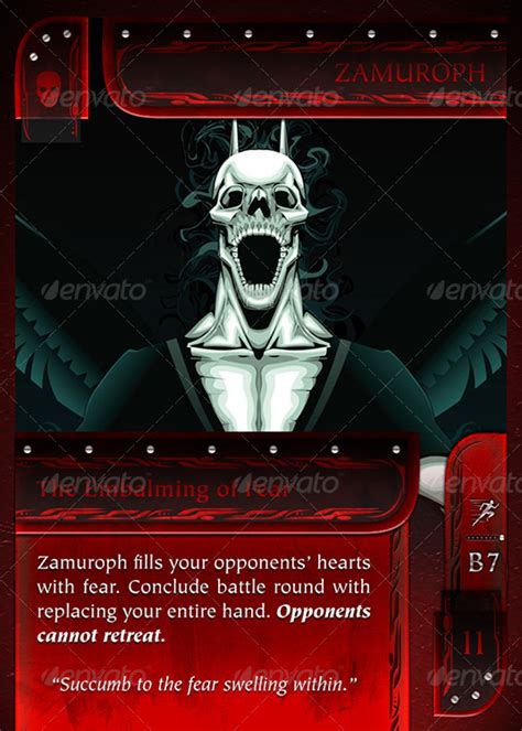 Manifestation Card Template by Manifestation Ccs Trading Card Template By