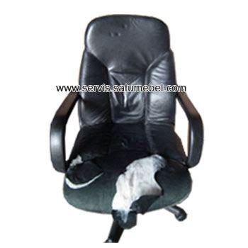 Cover Kursi Kantor ganti jok atau cover kursi kantor