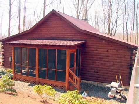 Carolina Mountain Cabins For Sale by Carolina Mountains Log Cabin For Sale