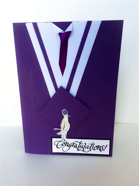 Handmade Graduation Card - handmade graduation card graduation card for boy custom