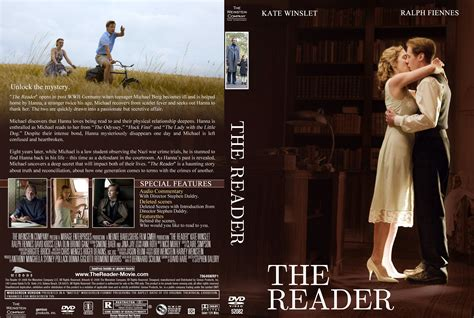 The Reader the reader 2008 r1 dvd covers and labels