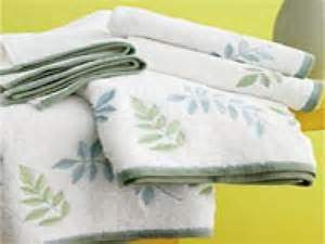 towel designs for the bathroom a basic guide to bath towels hgtv