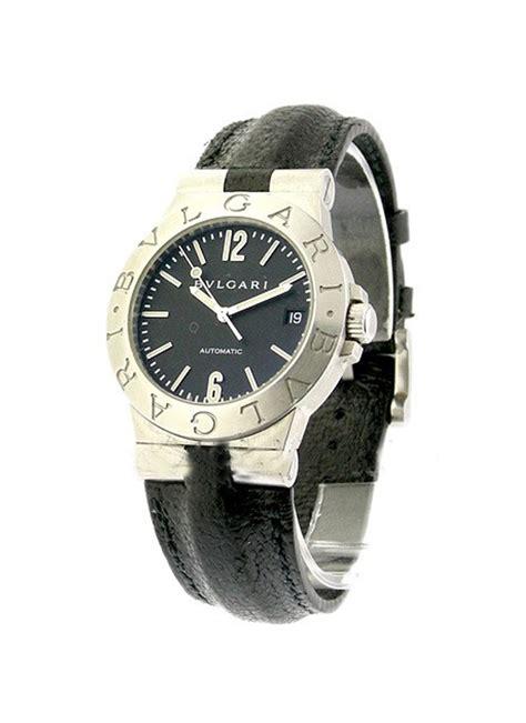 Bvlgari Diagono Automatic Diameter 35mm Unisex Lcv35s Bvlgari Diagono 35mm Steel Essential Watches