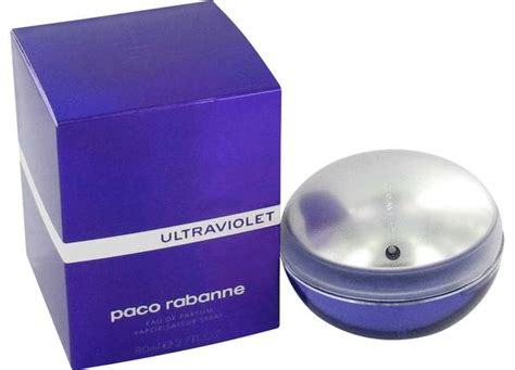 ultraviolet perfume for by paco rabanne