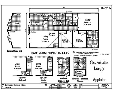 Commodore Homes Floor Plans | commodore homes floor plans