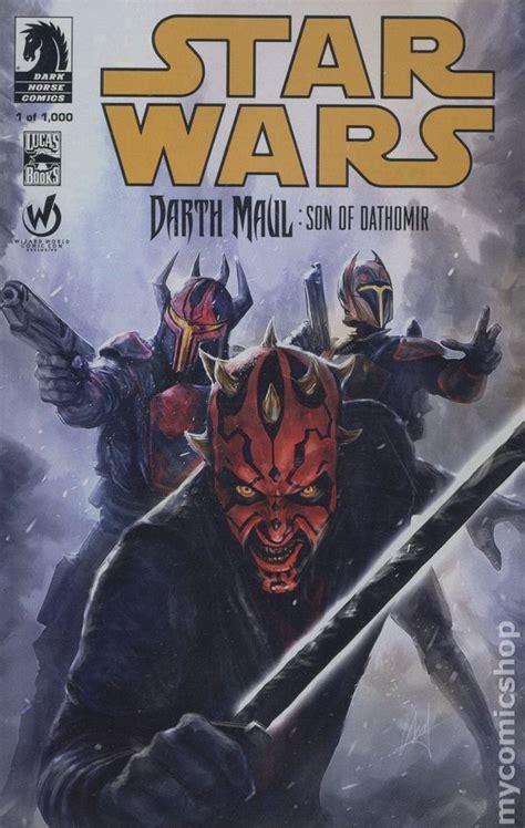 wars darth maul of dathomir wars darth maul of dathomir 2014 comic books