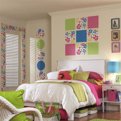 colorful room design hgtv