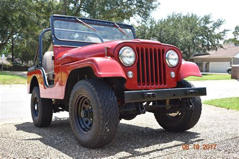 1961 Willys Jeep Parts New Parts 1961 Willys Cj5 For Sale