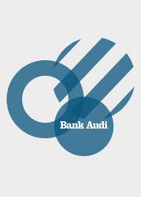 Audi Bank Logo by Personal Banking Bank Audi