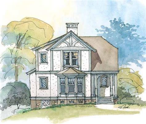 Tudor Style House Plans by Tudor House Plans