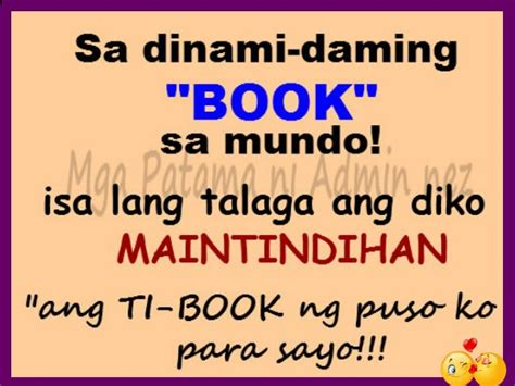 self kowts tagalog tagalog quotes