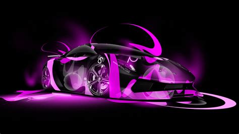 neon pink lamborghini lamborghini sesto elemento abstract car 2014 el tony