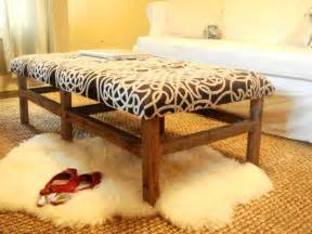 How To Make Your Own Ottoman 10 Awesome Diy Ottoman Ideas