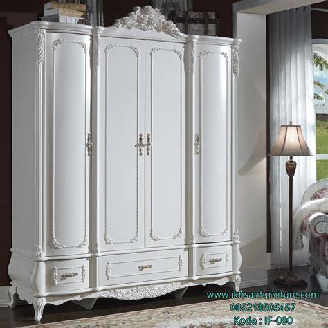 Murah Magnet Lemari Besar Putih model lemari baju minimalis jual lemari baju minimalis murah ikhsan furniture jepara