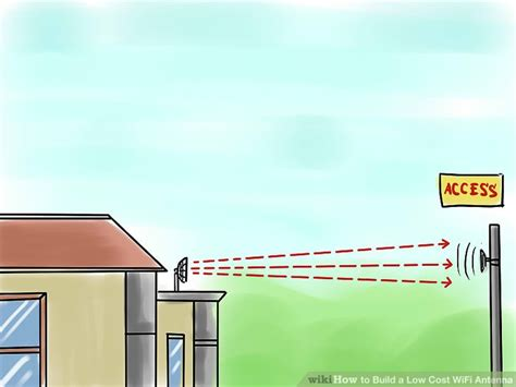 how to build a low cost wifi antenna 7 steps with pictures