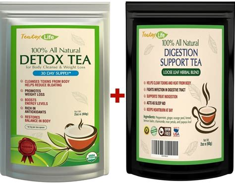 How To Start A Detox Tea Business by 14 Day Detox Tea Am Pm Teatox Flat Tummy Boost