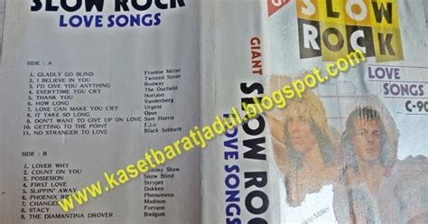 download love song barat tahun 80an kaset barat jadul kabar dul giant slow rock love songs