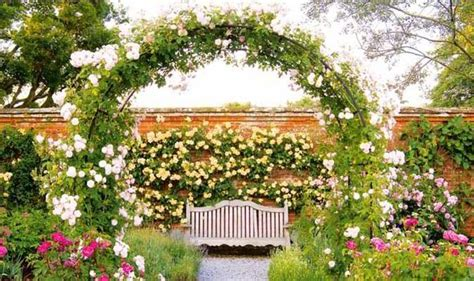 alan titchmarsh tips to prepare your garden for a wedding