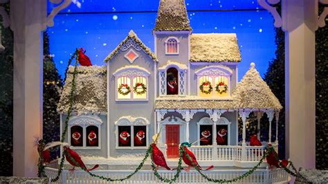 best christmas store nyc the best window displays in new york city
