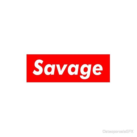 supreme logo quot supreme box logo quot savage supreme quot quot greeting cards by