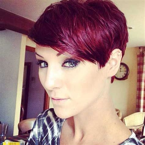 what kind of hair is used for pixie braid 20 best red pixie hair http www short haircut com 20