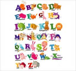 alphabets 187 a to z alphabets chart free math worksheets