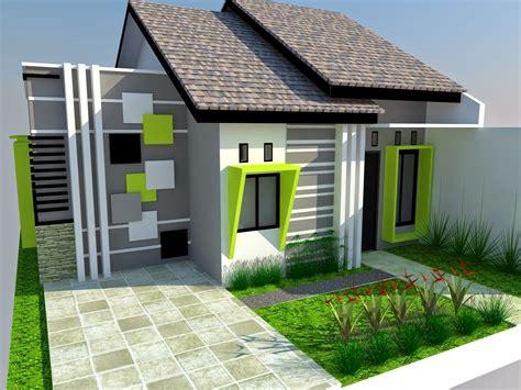 desain gapura sederhana ingin punya rumah idaman simak design rumah sederhana ini