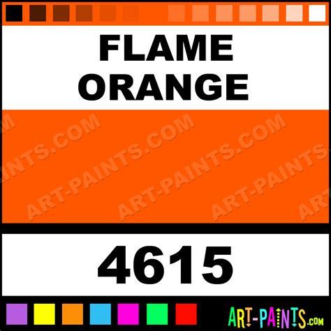 orange aquacote fluorescent enamel paints 4615 orange paint orange color