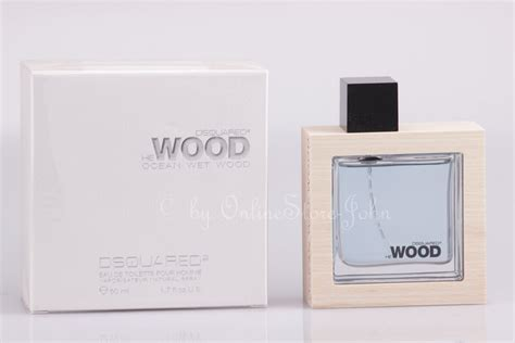 dsquared 178 he wood wood 50ml edt eau de toilette