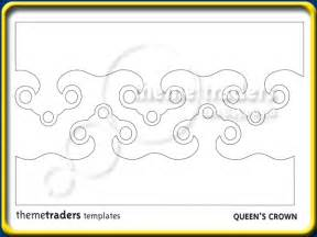 make your own tiara template make your own royal crown