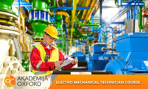 Electrical Mechanical Technician by Mechanical Technician Certificate Images