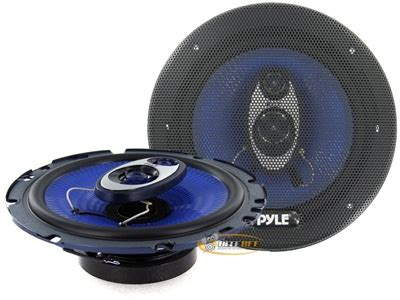 Speaker 2 Way Orchestra Blue Series pyle pl63bl 6 5 quot 360 watts 3 way blue label series car speakers