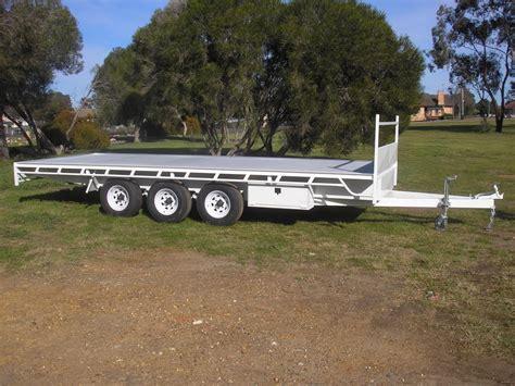 best trailers major trailors pty ltd bendigo 187 flat top trailers tandem