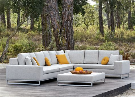 garden sofas modern garden furniture stock photos modern garden