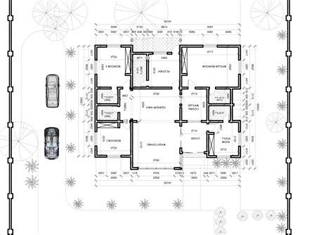 architectural home designs 4 bedroom bungalow architectural design