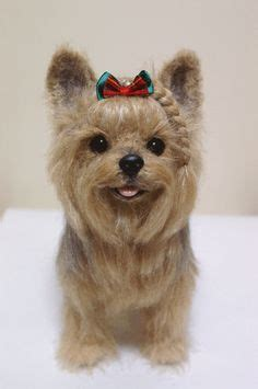 things to buy for a yorkie puppy 1000 images about hobby felting feeling on needle felted animals