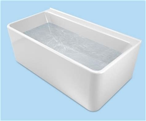 freestanding bathtubs australia caroma cube 1600mm back to wall freestanding bath auction