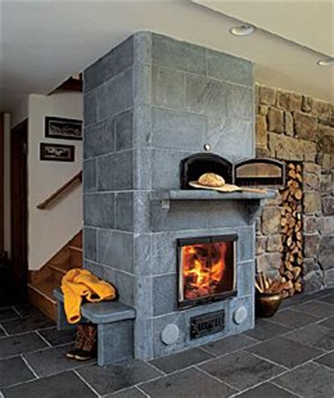 Soapstone Heaters Stoves - soapstone fireplace and wood storage i don t like this in