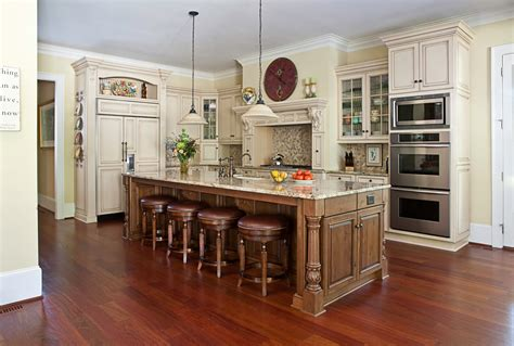 Tall Kitchen Islands | cheryl smith associates interior design what height