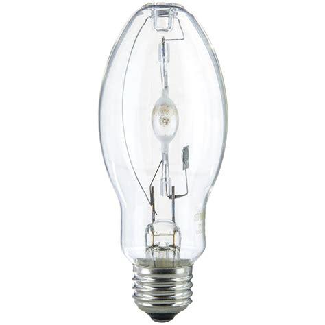 sunlite mh100 u med 100 watt metal halide bulb medium