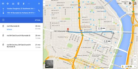 printable driving directions from one place to another how to get google maps walking directions